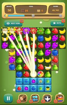 Fruits Match King screenshot 1