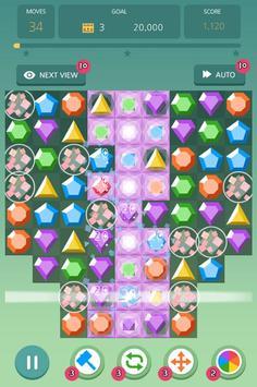Jewelry Match Mania screenshot 19