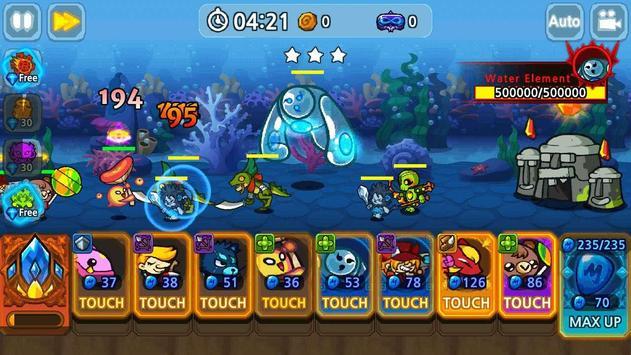 مسخ دفاع ملك تصوير الشاشة 5