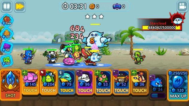 Monster Defense King screenshot 14