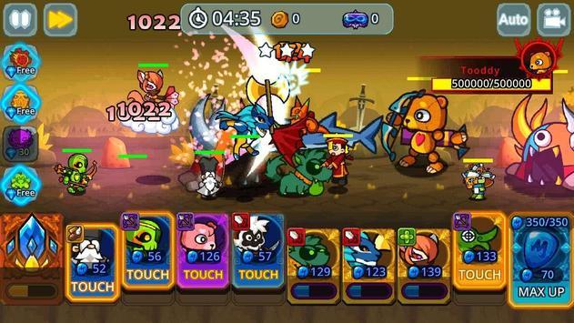 مسخ دفاع ملك تصوير الشاشة 9