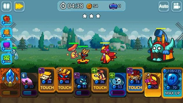 مسخ دفاع ملك تصوير الشاشة 11