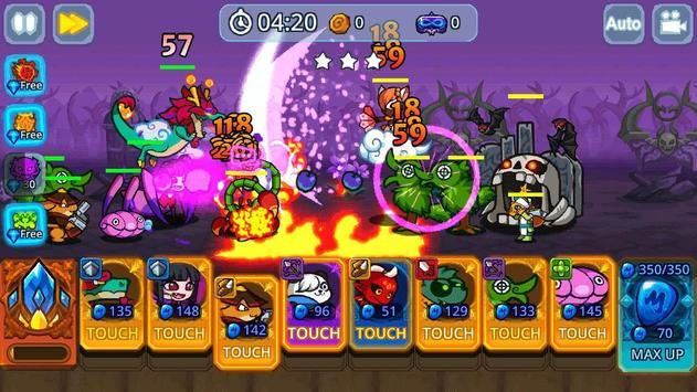 مسخ دفاع ملك تصوير الشاشة 17