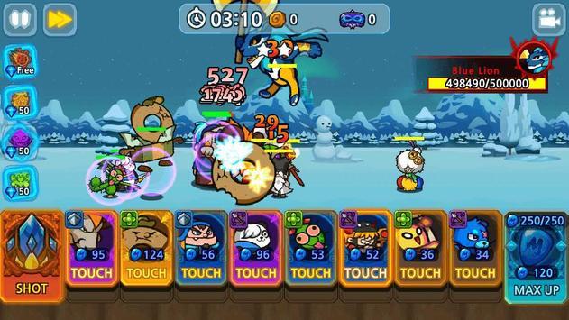 مسخ دفاع ملك تصوير الشاشة 15