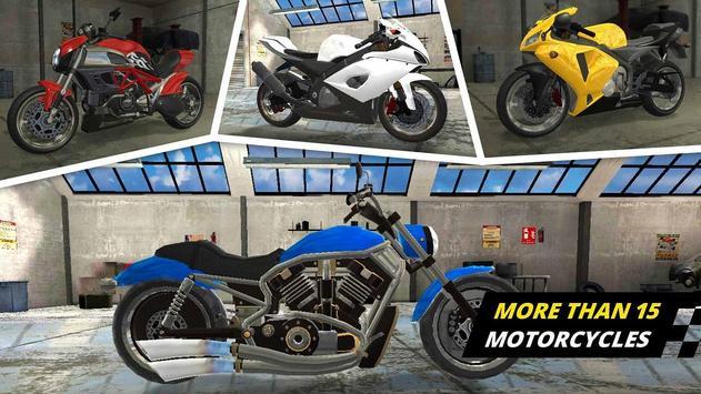 دراجة نارية سباق بطل تصوير الشاشة 2