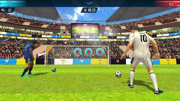 Soccer Championship-Freekick screenshot 15