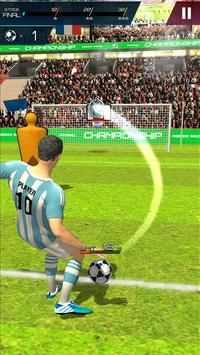 Soccer Championship-Freekick screenshot 2