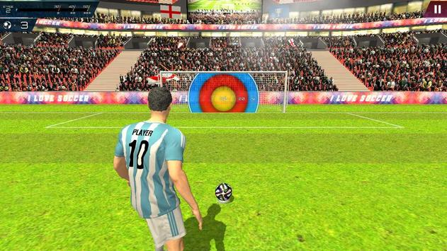 Soccer Championship-Freekick screenshot 5