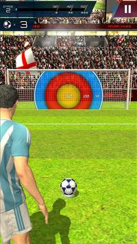 Soccer Championship-Freekick screenshot 8