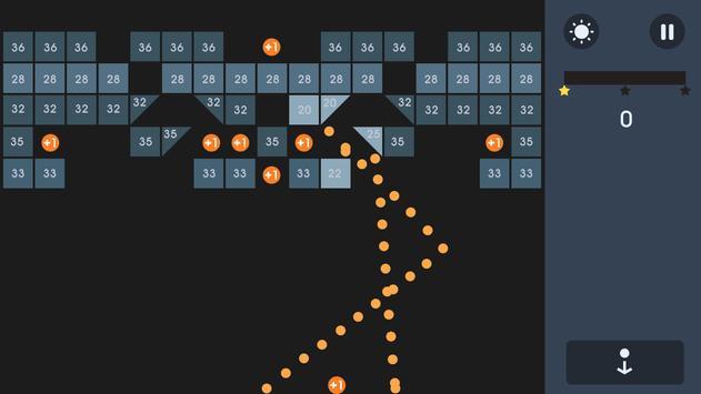 Bricks Breaker Puzzle screenshot 5