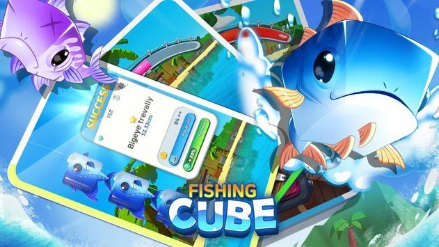 Fishing Cube screenshot 7