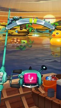 Fishing Cube screenshot 3
