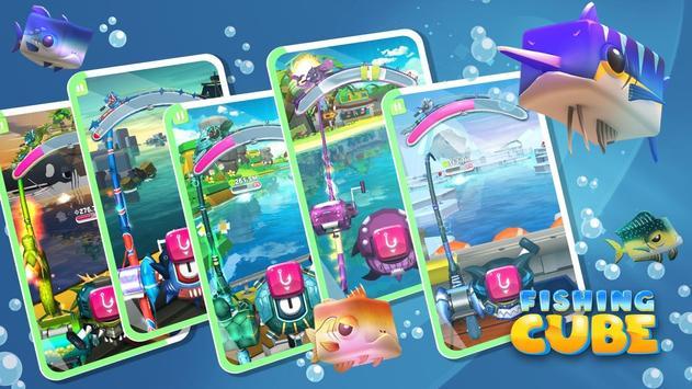 Fishing Cube screenshot 21