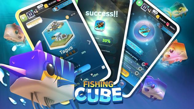 Fishing Cube screenshot 6
