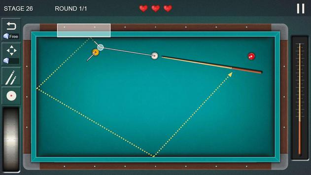 Pro Billiards 3balls 4balls screenshot 5