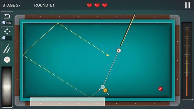 Pro Billiards 3balls 4balls screenshot 7