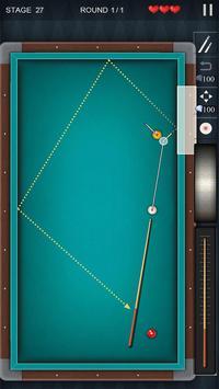 Pro Billiards 3balls 4balls poster