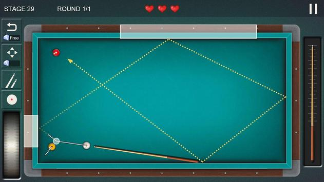 Pro Billiards 3balls 4balls screenshot 14