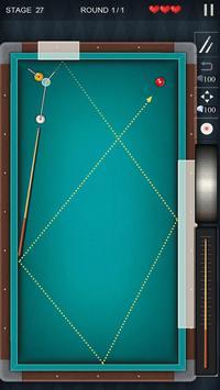 Pro Billiards 3balls 4balls screenshot 2