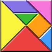 Tangram King icon