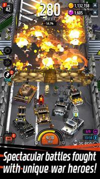 Zombie Defense King تصوير الشاشة 1