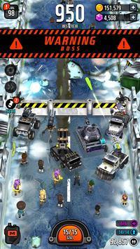 Zombie Defense King تصوير الشاشة 4