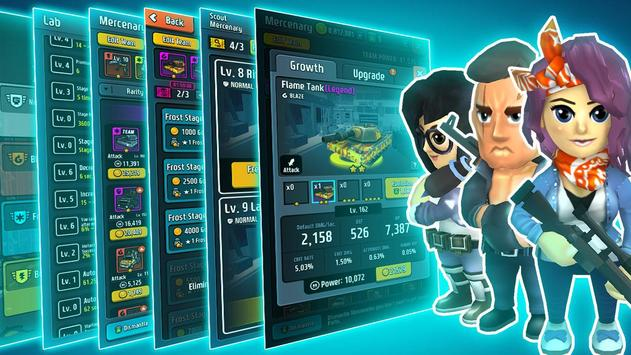 Zombie Defense King تصوير الشاشة 5