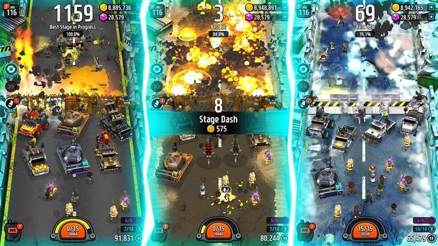 Zombie Defense King تصوير الشاشة 6