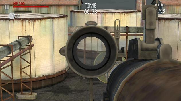 Zombi Disparo : FPS captura de pantalla 6