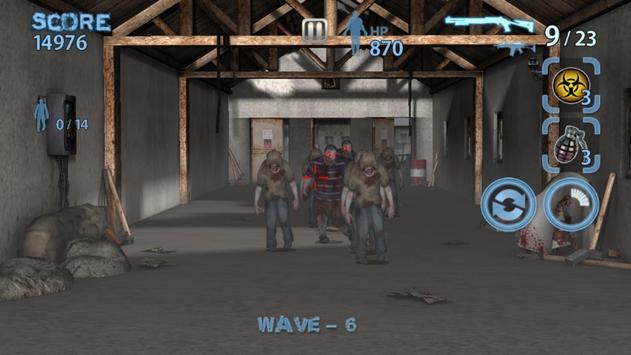 Zombie Hunter King ảnh chụp màn hình 10