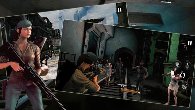 Zombie Gunfire تصوير الشاشة 10