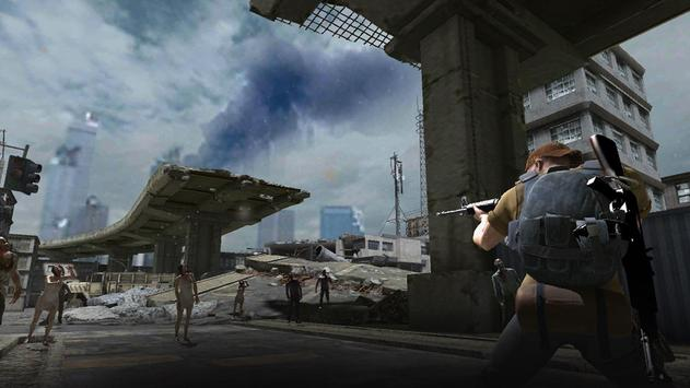 Zombie Gunfire تصوير الشاشة 2