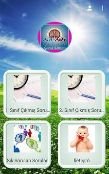 Ata Aöf Çocuk Gelişimi screenshot 1