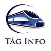 Tåg Info - För oss inom Järnvägen icon