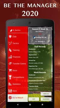 Be the Manager 2020 imagem de tela 5
