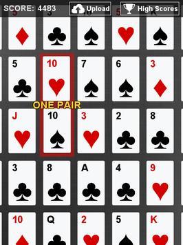 Slide Poker FREE screenshot 3