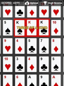 Slide Poker FREE screenshot 4