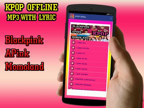 KPOP MP3 Offline With Lyric | Full Album | Free for Android