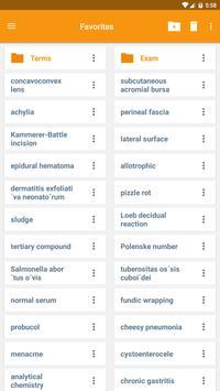 Dorland's Medical Dictionary captura de pantalla 6