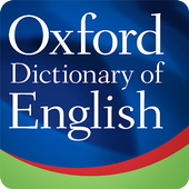 Oxford Dictionary of English आइकन