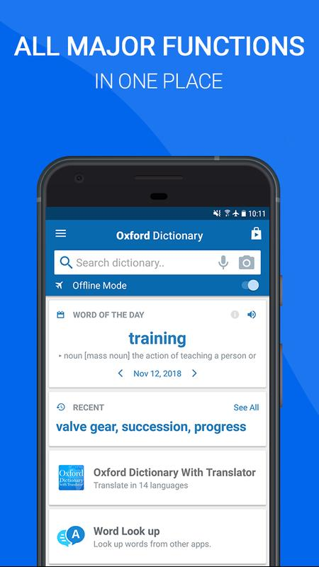 Oxford Dictionary Of English For Android Apk Download