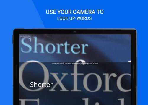 Oxford Dictionary of English screenshot 23