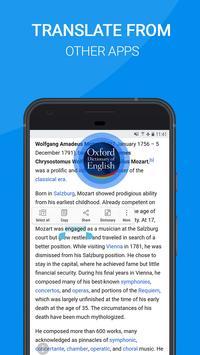 Oxford Dictionary of English screenshot 4
