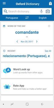 Oxford Portuguese Dictionary screenshot 6