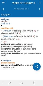 Oxford French Dictionary screenshot 4