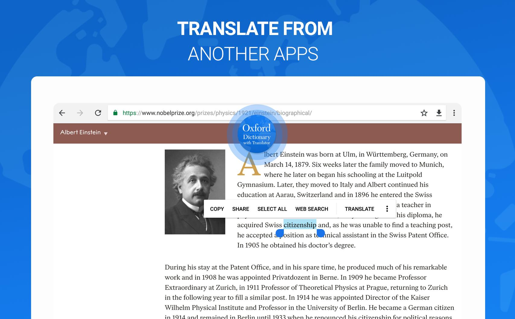 Оxford Dictionary with Translator for Android - APK Download