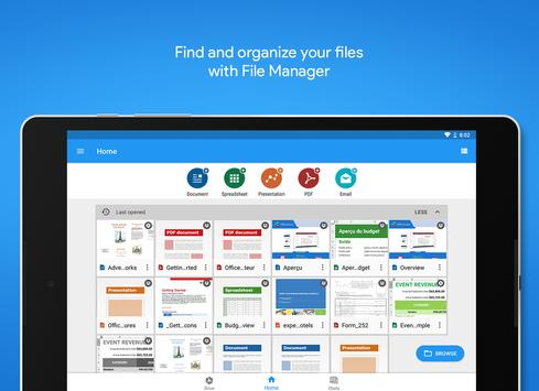 OfficeSuite screenshot 12