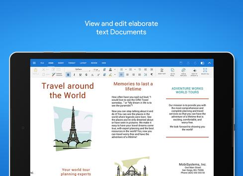 OfficeSuite screenshot 16