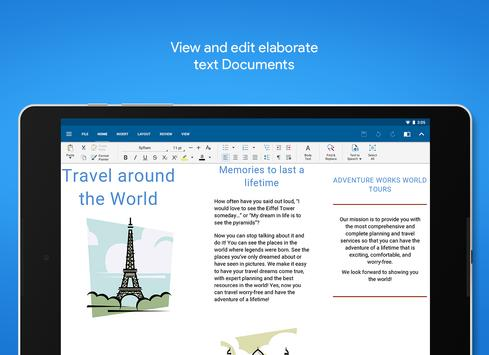 OfficeSuite screenshot 8