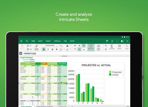OfficeSuite تصوير الشاشة 9